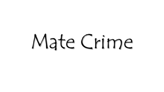 Mate Crime - Stay Safe Online